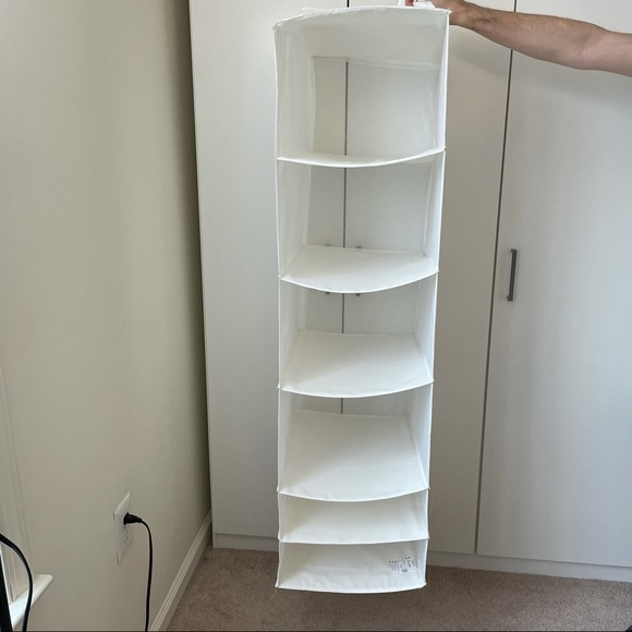 Wardrobe Organizer- White